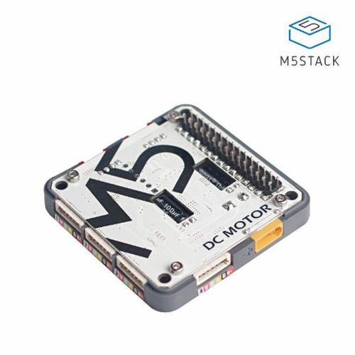 M5Stack用4チャンネルDCモータードライバモジュール