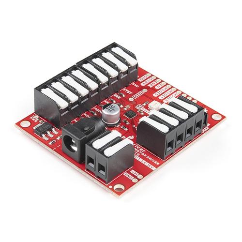 ProDriver - ステッピングモータードライバ