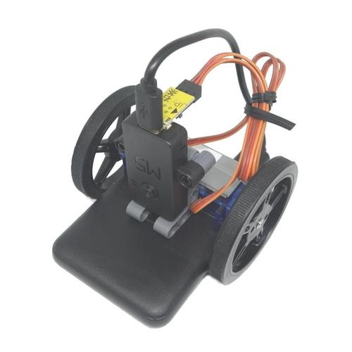 M5Camera用ロボットキット FPV操縦/画像認識対応