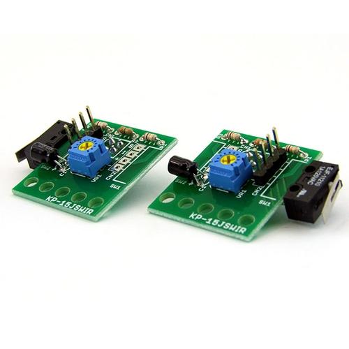 接触&赤外反射センサーボード