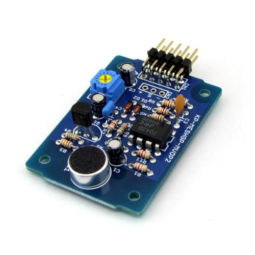 MESH GPIOブロック用音声検知基板