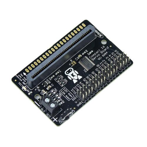 micro:bit用小型16サーボドライバボード