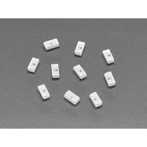 NeoPixel Side-Light 4020 RGB LEDチップ(10個入り)