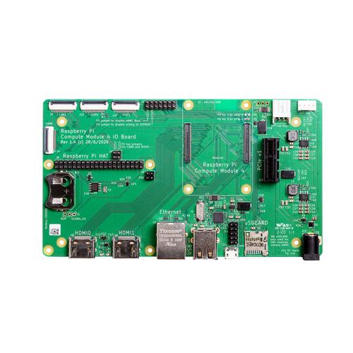 Raspberry Pi Compute Module 4 I/Oボード