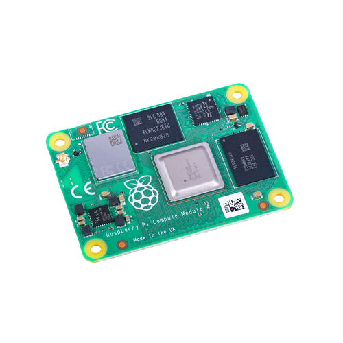 【未発売】Raspberry Pi Compute Module 4 メモリ4GB / eMMC32GB / Wi-Fi搭載
