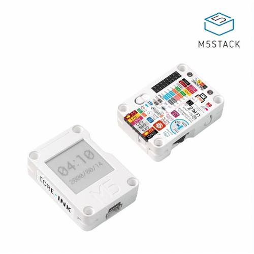 M5Stack CoreInk 開発キット(1.5インチ Einkディスプレイ)