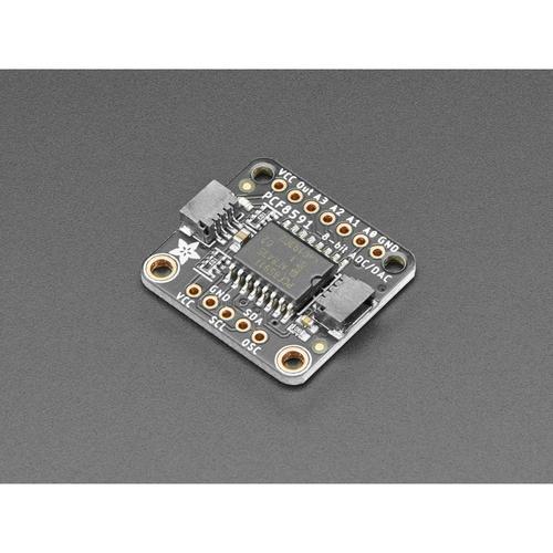 STEMMA QT/Qwiic互換 PCF8591搭載 アナログ入出力モジュール