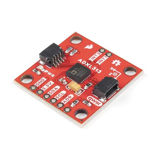 Qwiic - ADXL313搭載 三軸デジタル加速度モジュール