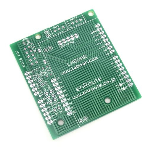 Arduino用RC送信モジュールシールド基板