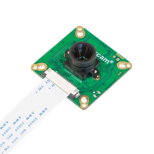 Arducam 13MP AR1335 カメラモジュール M12マウントレンズ付(Raspberry Pi・Jetson Nano用)