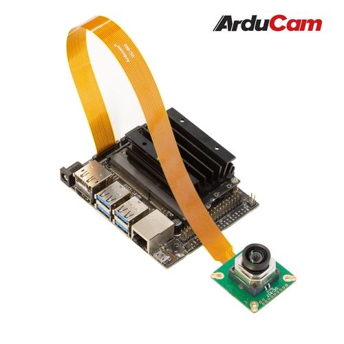 Arducam IMX477搭載 Jetson Nano/Xavier NX用電動式フォーカス HQ Camera