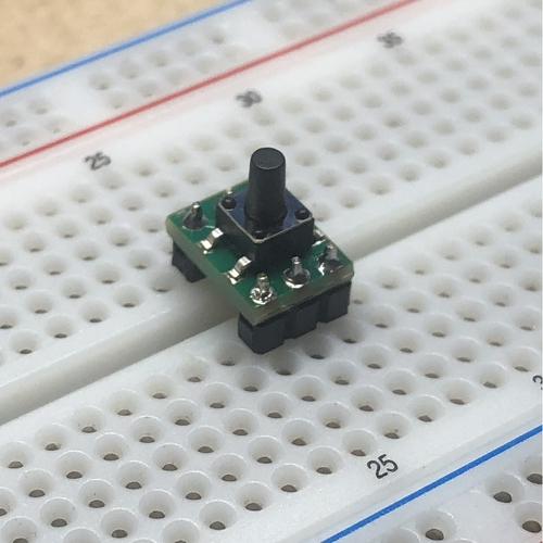 2.54mmピッチ タクトスイッチ XBH(10個)