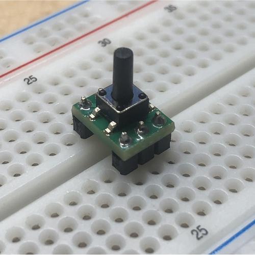 2.54mmピッチ タクトスイッチ XCL(10個)