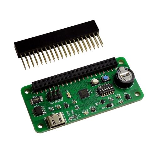 Raspberry Pi用電源管理/制御/RTC拡張基板「RPZ-PowerMGR」