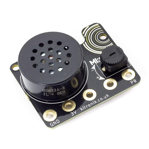 micro:bit用 MI:sound スピーカーボード
