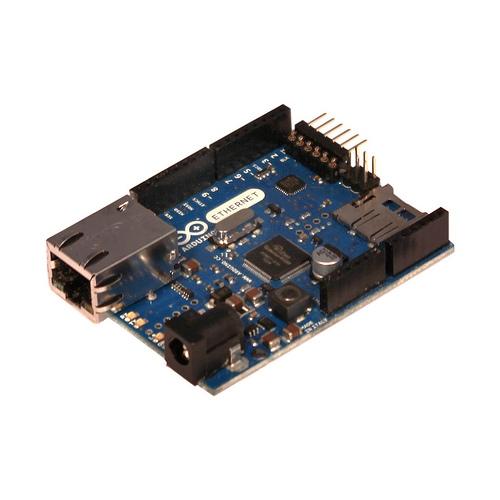 Arduino Ethernet--販売終了