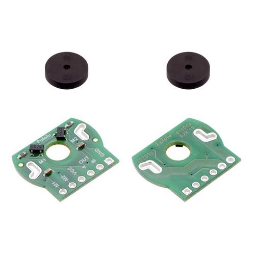 Pololu 20Dメタルギアドモーター用磁気エンコーダ ペアキット