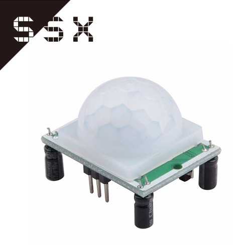 HC-SR501 PIRモーションセンサ