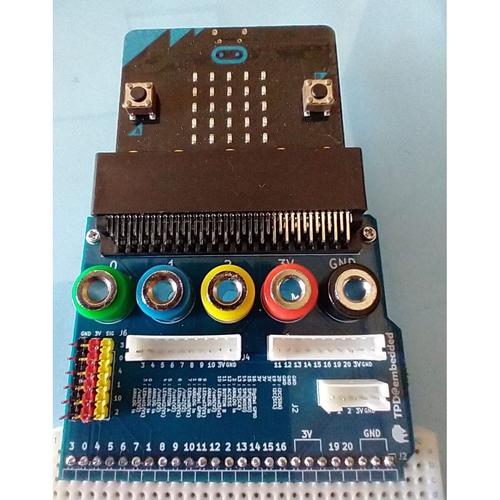 micro:bit用Flexible Connector
