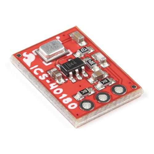 SparkFun ICS-40180搭載 アナログMEMSマイクモジュール