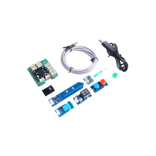 Grove - Raspberry Pi 4用スマート農業キット(Microsoft FarmBeats for Students対応)
