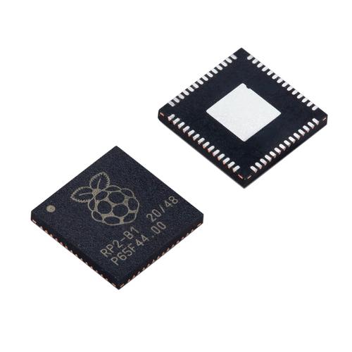 Raspberryシリコン - RP2040(10個パック)