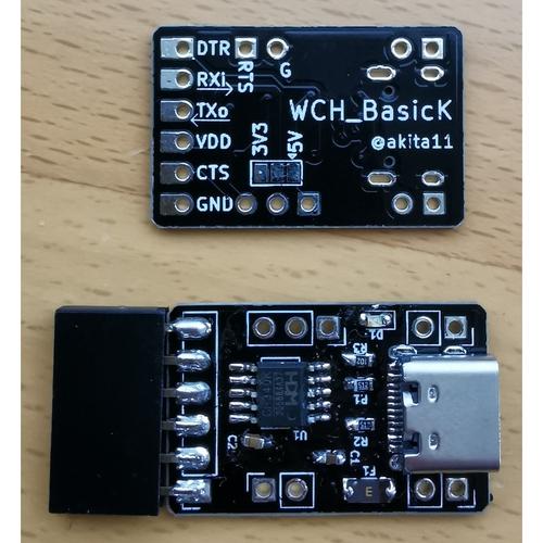 WCH-BasicK