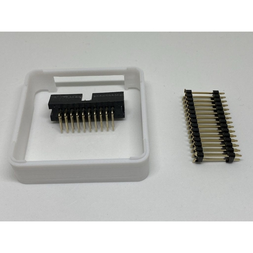 M5Stack用ユニバーサル基板キット3(フレーム部)タイプ1B