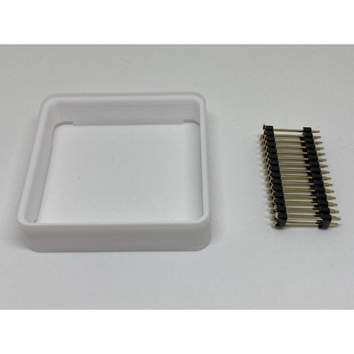 M5Stack用ユニバーサル基板キット3(フレーム部)タイプ1C