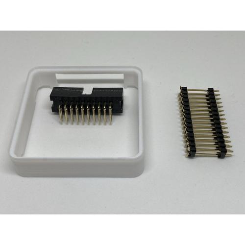 M5Stack用ユニバーサル基板キット3(フレーム部)タイプ1D