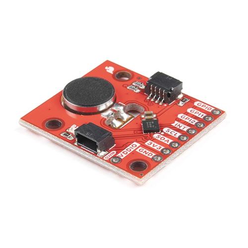 Qwiic - DA7280搭載 触覚フィードバックドライバ