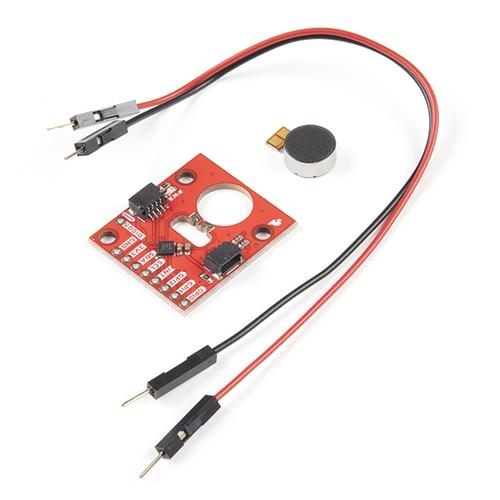 Qwiic - DA7280搭載 触覚フィードバックドライバキット