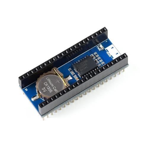 Raspberry Pi Pico用高精度RTCモジュール