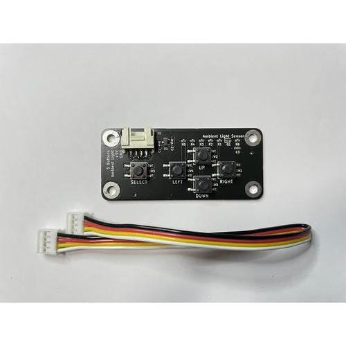 M5 用光センサ・押しボタン 5 基板