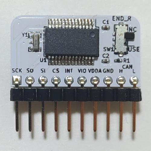 MCP25625-breakout