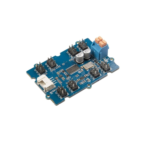 Grove - PCA9685搭載 16チャンネルPWMドライバ