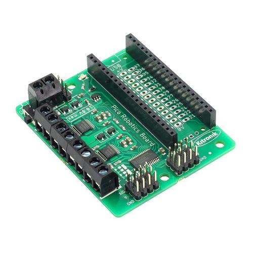 Raspberry Pi Pico用 Robotics Board