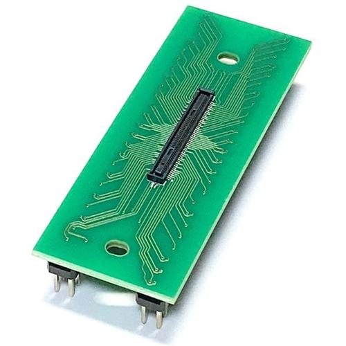 Compute Module 4用ピッチ変換基板