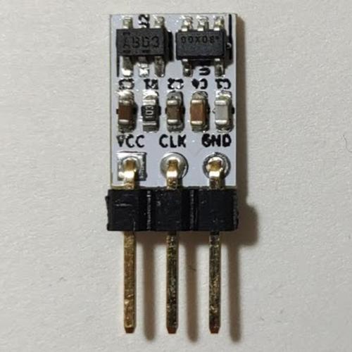 SIT2001B MEMS 16MHz ブレイクアウトボード