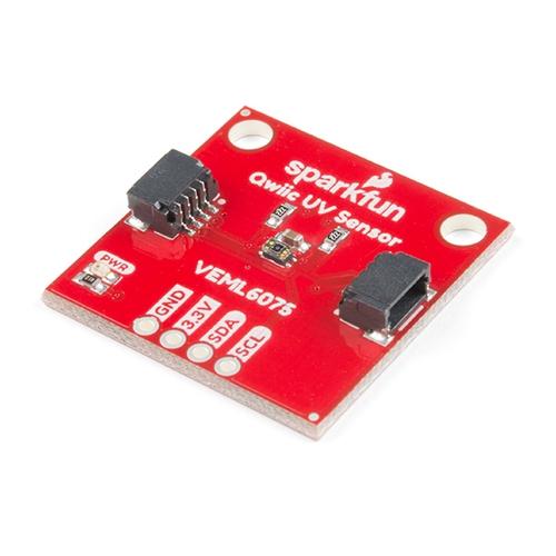 Qwiic - VEML6075搭載 UV光センサモジュール