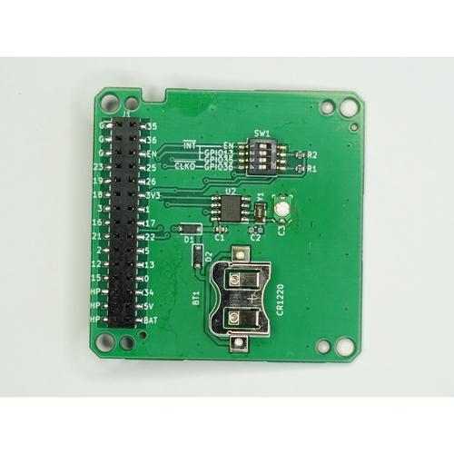 M5Stack用 RTCモジュール(M-Bus)基板