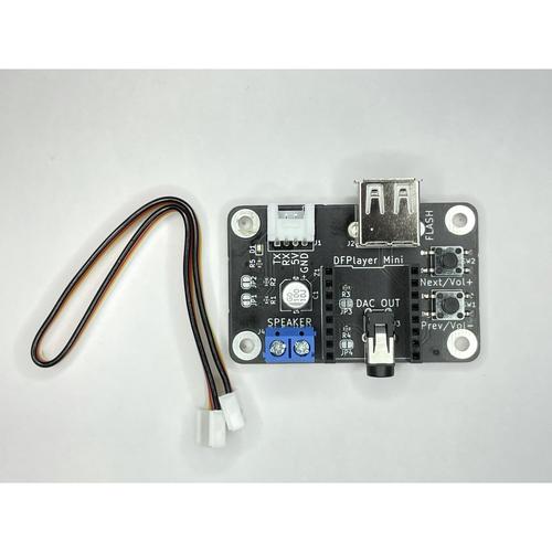 DFPlayer-Mini用GROVE接続基板