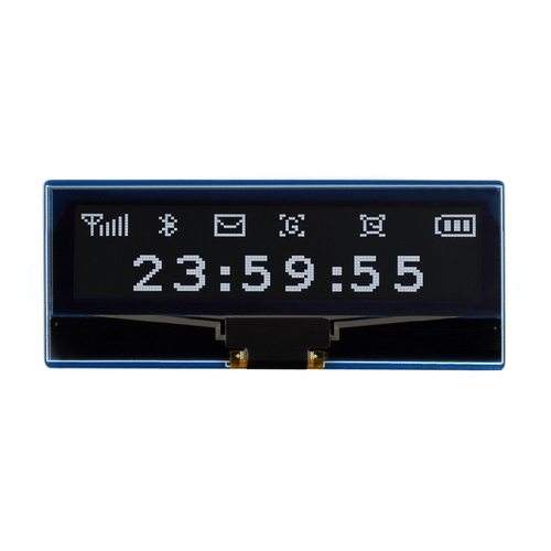 Raspberry Pi Pico用 2.23インチ OLEDディスプレイ 128×32