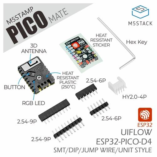 M5Stamp Pico Mate