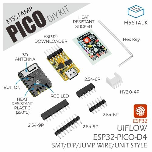 M5Stamp Pico DIY Kit