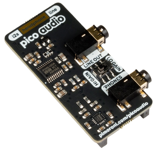 Pico Audio Pack(ライン出力/ヘッドホンアンプ)
