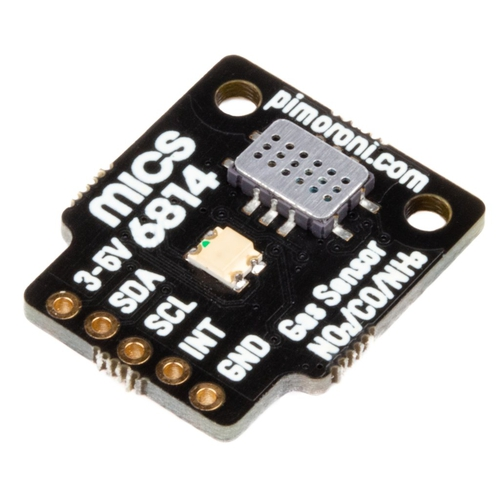 MICS6814搭載 3種ガスセンサモジュール(CO/NO2/NH3)