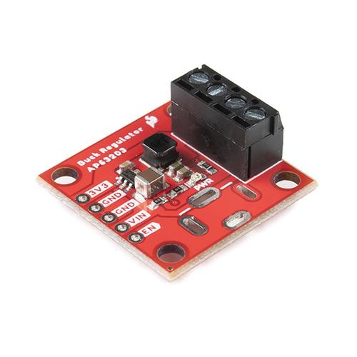 Sparkfun - AP63203搭載 3.3V降圧レギュレータモジュール
