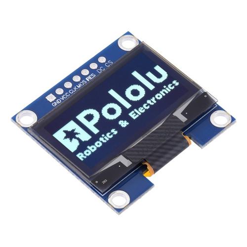 Pololu 1.3インチ モノクログラフィカルOLEDディスプレイ