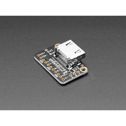 Adafruit DVIブレークアウトボード(HDMI機器用)